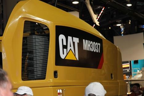 Cat MH 3037