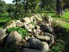 Gamle steinmurer_Foto Åsmund Asdal