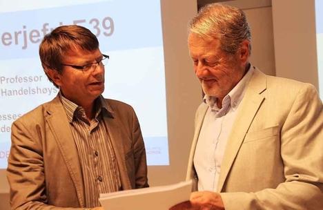 Torger Reve og Olav Ellevset