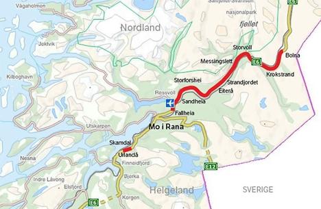 E6 Helgeland