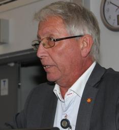 Vegdirektør Terje Moe Gustavsen