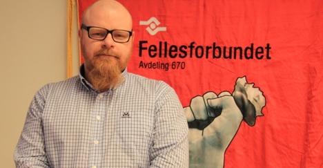 Svein Grandalen_Fellesforbundet