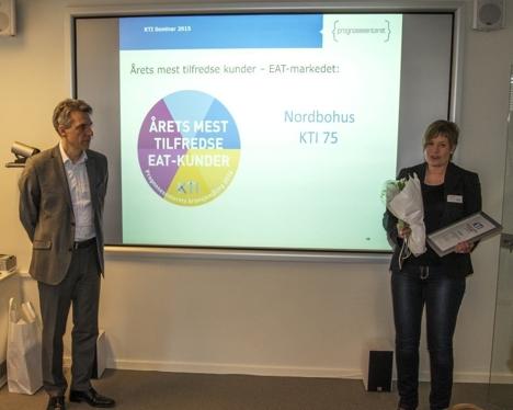 Prognosesenteret kundetilfredshet 2014