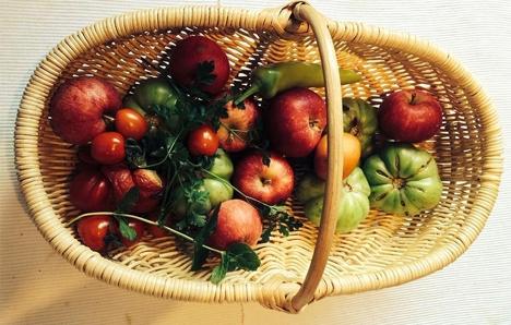 Frukt grønsaker