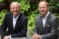 Halvard Gavelstad (tv) og Arne Markussen PM 1109 BRD 2015IMG_7179