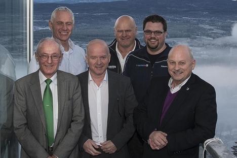Arrangører av nærings- og klimakonferansen i Vikersund 2016- presse