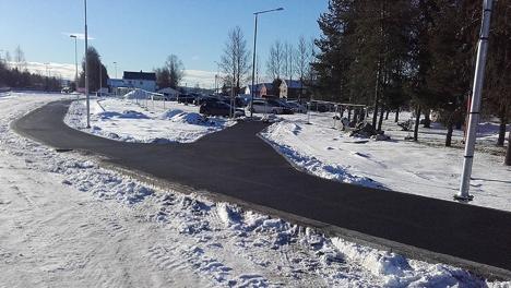 Rekordtidlig asfaltering i Oslo