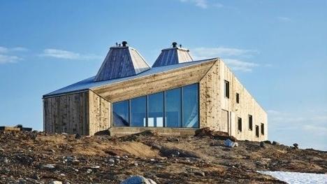 Nordland-Rabothytta