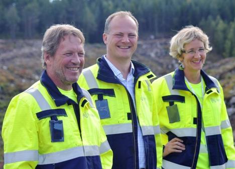 Nye Veier Solvik-Olsen Magne Ramlo