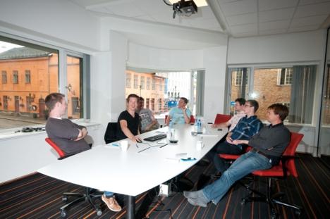 dRofus utviklere