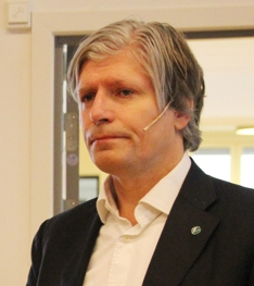 Ola Elvestuen november 2016