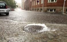 kumlokk regn