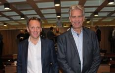 Jøns Sjøgren og Jon Sandnes