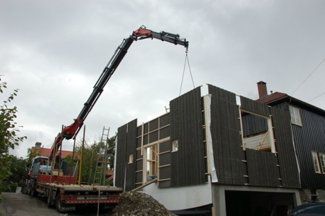 Oppgradering av bygg2