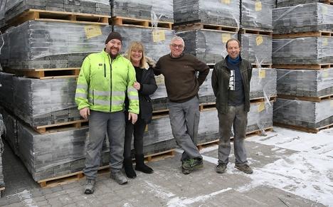 BMC Svelvik ansatte produksjon