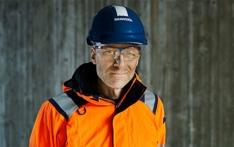 HMS&K-direktør i Skanska Norge, Peer Christian Anderssen.