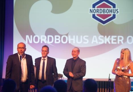 Aarets beste bedrift 2016 - Nordbohus Asker og Baerum