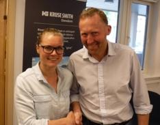 Trond Stupstad og Ellen Knudsen