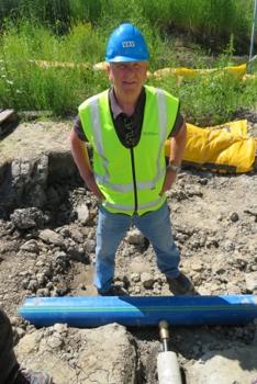 No Dig challenge John Bjørningstad