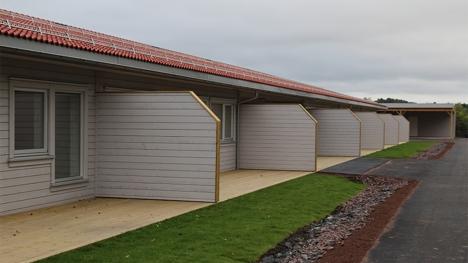 nytt omsorgsbygg til Holmestrand kommune