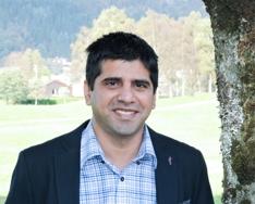Usman Iljaz Dar, photo credit Arnstein Dale