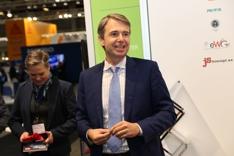 dansk ambassadør Jarl Frijs-Madsen