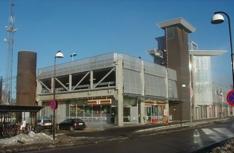 Bane NOR Eiendom - Lillestrøm Phus ende vest