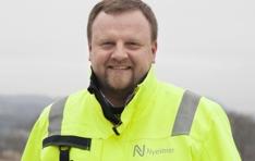 Øyvind Moshagen Nye Veier