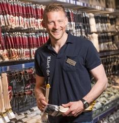 Maxbo Erlend Berg butikk