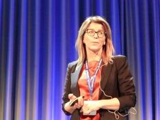Prosjektleder for Sjukehuset Nordmøre og Romsdal, Helle Jensen