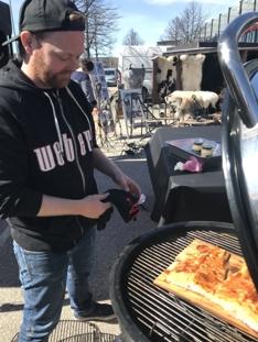 Hagemessen 2018_Weber grill Ole Hansen