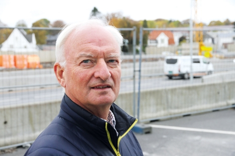 Tor Geir Espedal, prosjektleder Rogfast