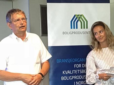 Per Jæger og Nejra Macic_august 2018