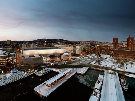 Nasjonalmuseet Vestbanen