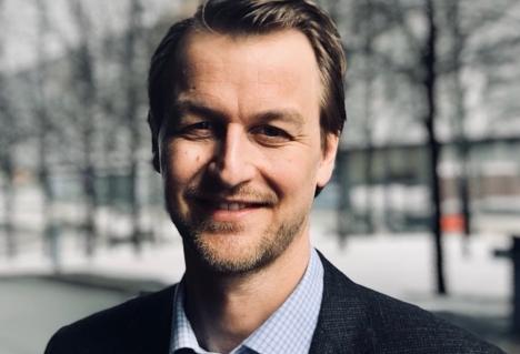 Henning Scheel Bane NOR