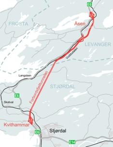 E6 Nye Veier Trøndelag