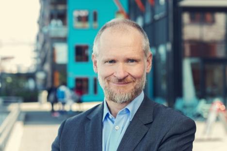 Henning Lauridsen_direktør for interessepolitikk og jus_NBBL_foto Nadia Frantsen