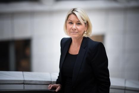 Monica Mæland_kred Torbjørn Tandberg