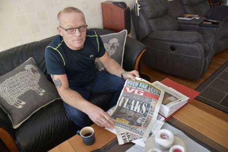 Bjørn Arne Myhren_Veidekke_Hanekleiv