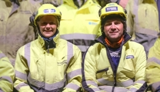 Audhild Storbråten og Ronny Andre Olsen