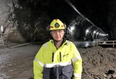 Prosjektleder Alf Helge Tollefsen i NCC foto NCC