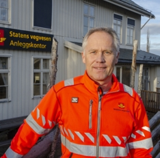 Jo Bernt Brønstad Statens vegvesen foto Sindre Sverdrup Strand
