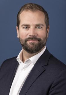 administrerende direktør Andreas Fritzsønn i BMI Norge