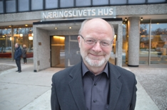 Erling Sæther NHO Logistikk og transport