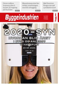 Byggeindustrien nr 1 2020
