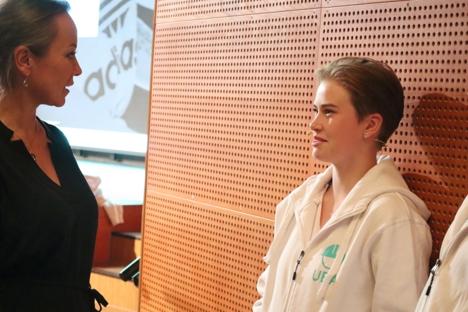 UBA_Hilde Waage og Elise Erlandsen_0484