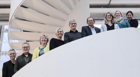 Juryen Statens pris for byggkvalitet Foto Chris Andre Aadland-DiBK