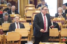 Spørretime i Stortinget