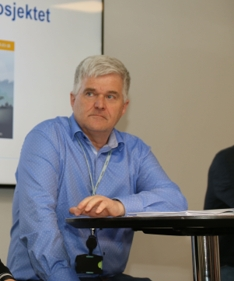 Roar Sve prosjektsjef anlegg i Skanska