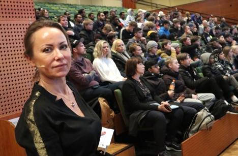 Hilde Waage_UBA Krsand 2019_sal
